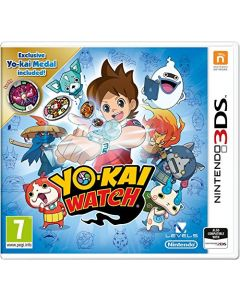YO-KAI WATCH + Medal Special Edition (Nintendo 3DS) (New)