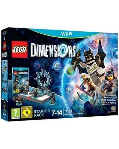LEGO Dimensions: Starter Pack (Nintendo Wii U) (New)