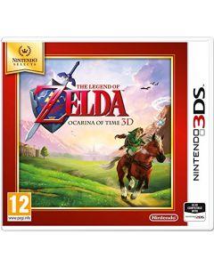 Nintendo Selects The Legend of Zelda: Ocarina of Time (Nintendo 3DS) (New)