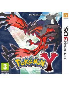 Pokémon Y (Nintendo 3DS) (New)