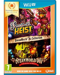 Steam World Collection: Steam World Heist + Steam World Dig eShop Selects (Nintendo Wii U) (New)
