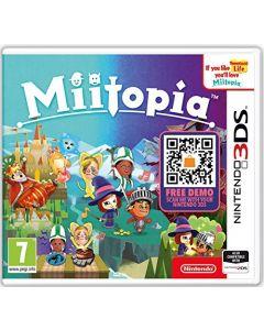 Miitopia (Nintendo 3DS) (New)
