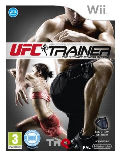 UFC Personal Trainer (INCL. BELT)  (Wii) (New)