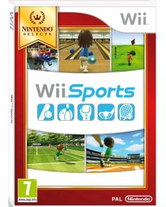 Wii Sports (Selects)  (Wii) (New)