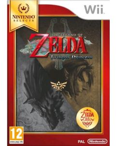 Legend of Zelda: Twilight Princess (Nintendo Selects) (Wii) (New)