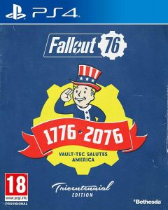 Fallout 76 Tricentennial Edition (PS4) (New)