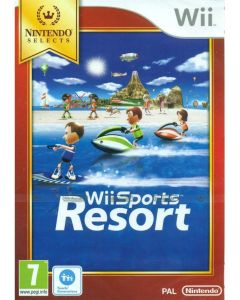 Wii Sports Resort (Select) (Wii) (New)