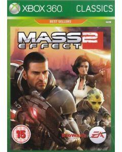 Mass Effect 2 (Classics) (BBFC) (Xbox 360) (New)