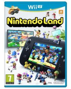Nintendo Land (Wii U) (New)