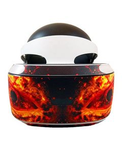 Epic Skin Cover PlayStation VR Burning Eyes (New)