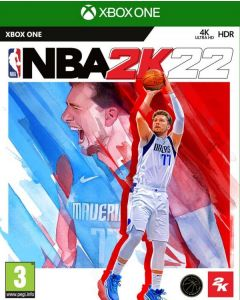 NBA 2K22 (Xbox One) (New)