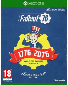 Fallout 76: Tricentennial Edition (Xbox One) (New)