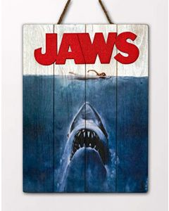 Doctor Collector Jaws Summer of '75 WoodArts 3D Print (New)