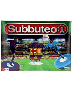 Subbuteo PLG3043 Barcelona Main Game (New)