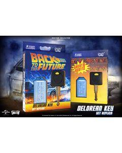Doctor Collector DCBTTF06 Back to The Future Delorean Key Replica (New)