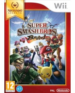 Super Smash Bros. Brawl (Selects) (Wii) (New)