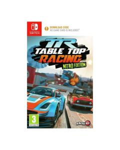 Table Top Racing World Tour Nitro Edition (Code In A Box) (Switch) (New)