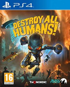 Destroy All Humans! (PS4) (New)