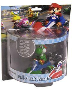 Nintendo 12cm Mario Kart Pullback Yoshi (New)