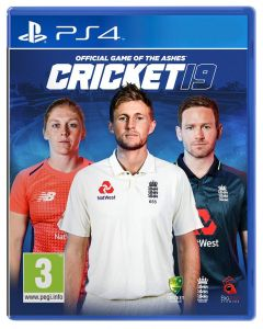 Cricket 19 - The Official Game of the Ashes (PS4) (New)