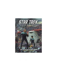 Star Trek Adventures: The Sciences Division (Star Trek RPG Supp., Hardback) (New)