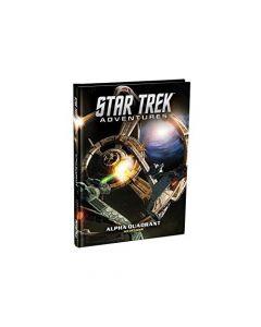 Star Trek Adventures Alpha Quadrant Star Trek RPG Supp., Hardback (New)