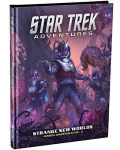Star Trek Adventures: Strange New Worlds - Mission Comp. Vol.2 (Star Trek RPG Supp.) (New)