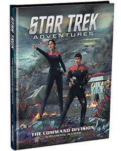 Star Trek Adventures - Command Division (New)