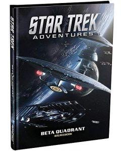 Star Trek Adventures - Beta Quadrant (New)