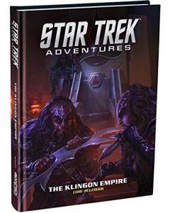Star Trek Adventures: Klingon Core Rulebook (MUH051071) (New)