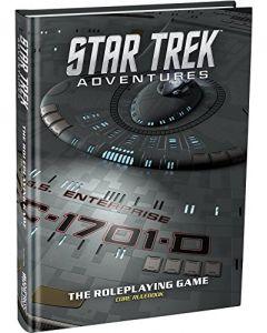 Star Trek Adventures (Core Rulebook) (Collector's Edition)  (New)