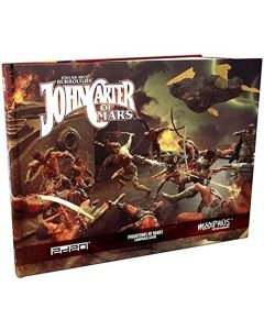 John Carter of Mars - Phantoms of Mars Campaign Book (New)