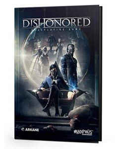 Dishonored RPG Core Book (New)