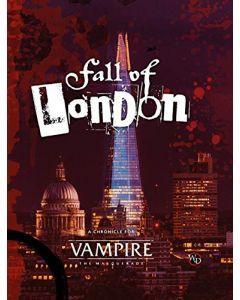 Vampire - The Masquerade - The Fall of London (New)
