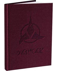 Star Trek Adventures: Klingon Core Rulebook Collectors Edition (MUH052096) (New)