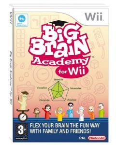 Big Brain Academy for Wii (Wii) (New)