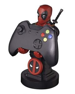 Collectable Deadpool Cable Guy Device Holder (New)