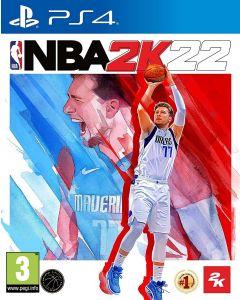 NBA 2K22 (PS4) (New)