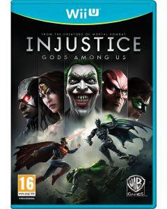 Injustice Gods Among Us (Wii U)  (New)