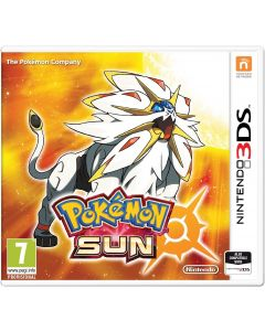 Pokemon Sun (3DS) (New)