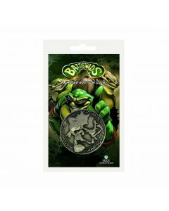 Battletoads Coin - Toadally  (New)
