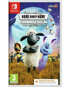 Shaun The Sheep: Home Sheep Home (Code In A Box) (Switch) (New)