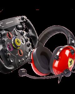 Thrustmaster: Scuderia Ferrari F1 Race Kit (New)
