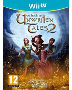 The Book of Unwritten Tales 2 (Wii U) (New)