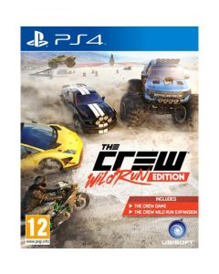 The Crew Wild Run Edition (PS4) (New)