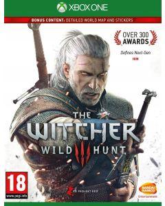 The Witcher 3: Wild Hunt (Xbox One) (New)